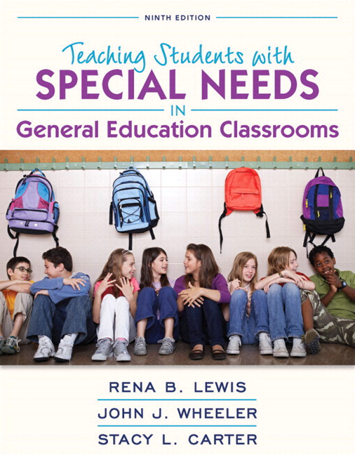 Lewis, Wheeler & Carter, Revel for Teaching Students with
