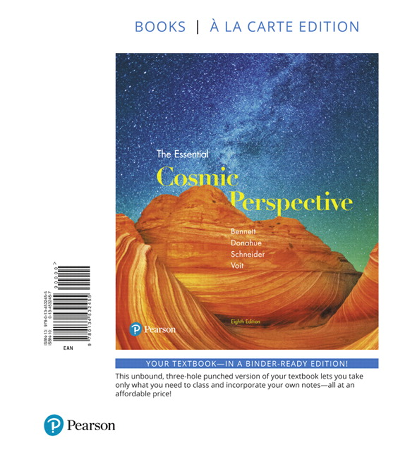 Bennett donahue schneider voit essential cosmic perspective essential cosmic perspective the books a la carte edition 8th edition fandeluxe Choice Image