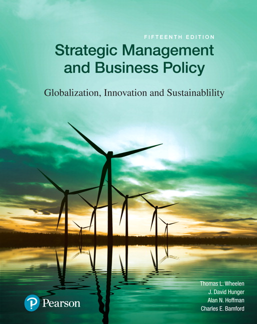 strategic management and business policy This book titled strategic management and business policy is an ideal textbook for students studying management for the first time, whether at undergraduate or .