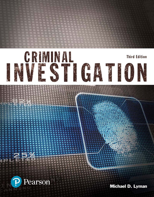 Criminal Investigation (Justice Series), 3rd Edition