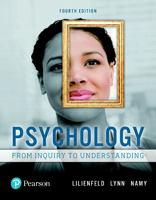 Lilienfeld lynn namy psychology from inquiry to understanding psychology from inquiry to understanding fandeluxe Images