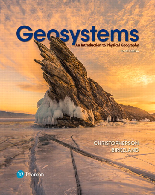 Christopherson Birkeland Geosystems An Introduction To
