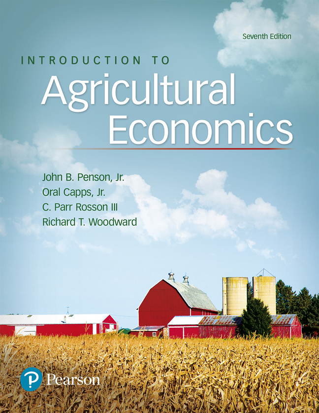 Introduction to Agricultural Economics, 7th Edition