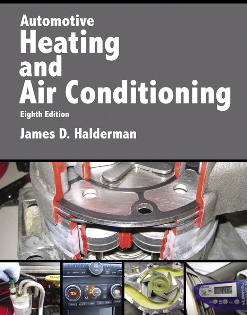 Automotive Heating and Air Conditioning, 8th Edition