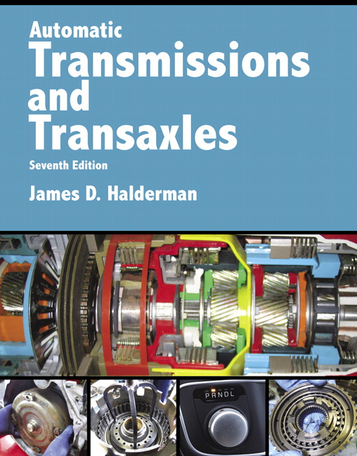 Automatic Transmissions and Transaxles, 7th Edition