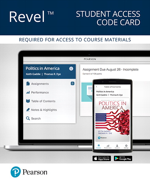 Gaddie dye revel for politics in america 2016 presidential revel for politics in america 2016 presidential election access card 11th edition fandeluxe Images