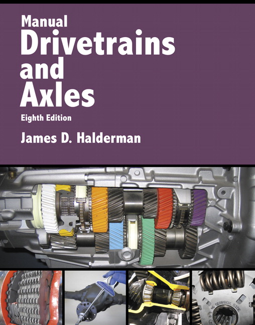 Manual Drivetrains and Axles, 8th Edition