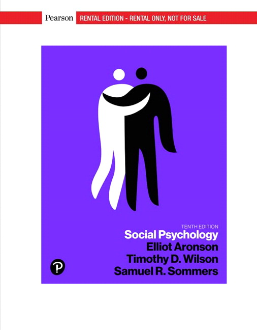 Social Psychology [RENTAL EDITION]