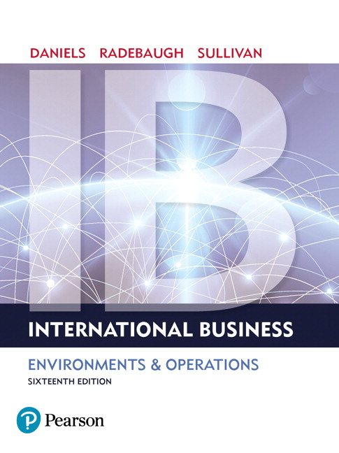 Daniels radebaugh sullivan international business 16th edition international business plus mylab management with pearson etext access card package 16th edition fandeluxe Image collections