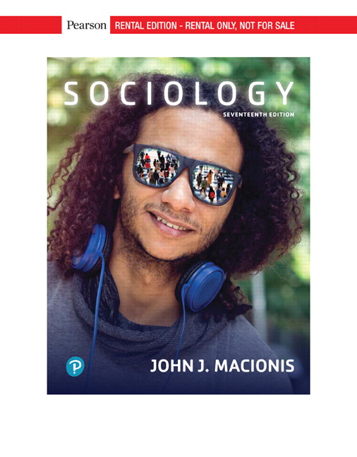 REVEL for Sociology -- Access Card, 17th Edition