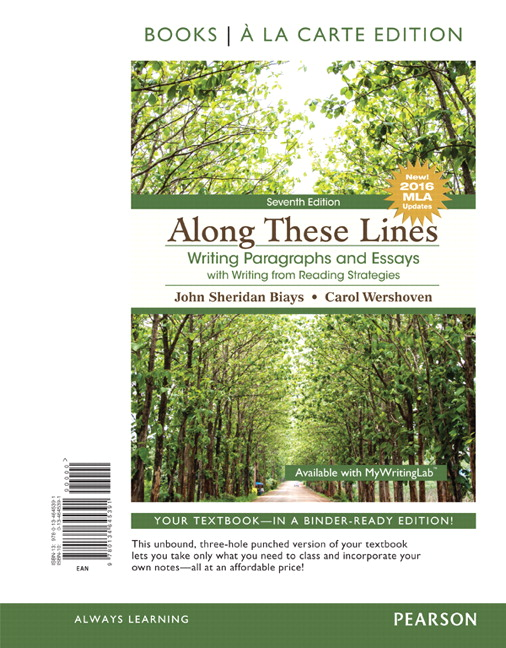 Along these lines writing paragraphs and essays 6th edition pdf