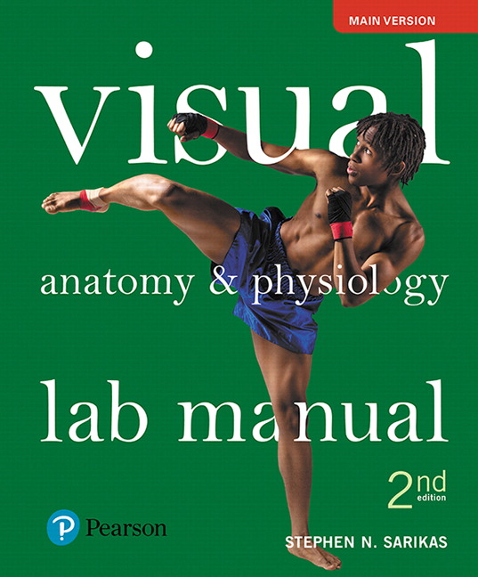 Sarikas, Visual Anatomy & Physiology Lab Manual, Main Version, 2nd ...