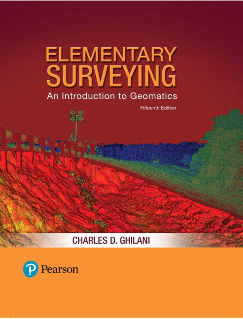 Elementary surveying an introduction to geomatics 14th edition.