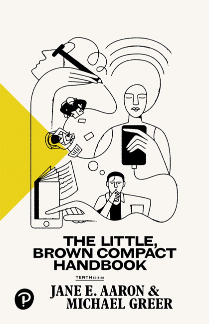 the little brown handbook 12th edition