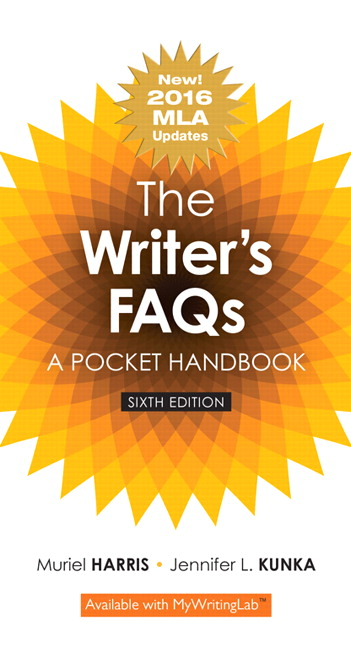 Writer's FAQs, The (4th Edition)