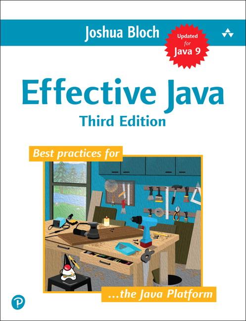 Effective Java (Oasis)