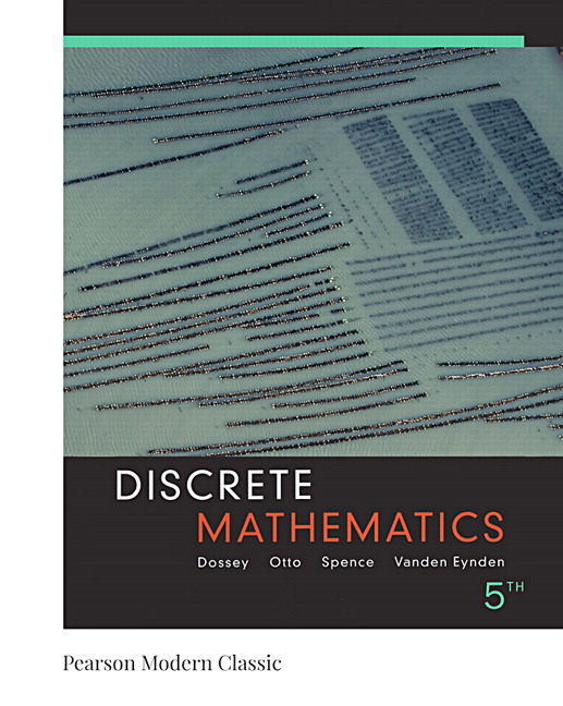 Discrete Mathematics (Classic Version), 5th Edition