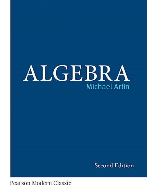 Algebra (Classic Version), 2nd Edition