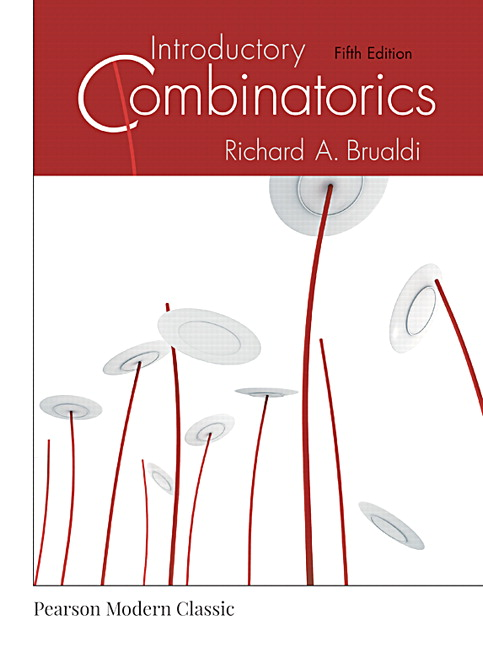 Introductory Combinatorics (Classic Version), 5th Edition