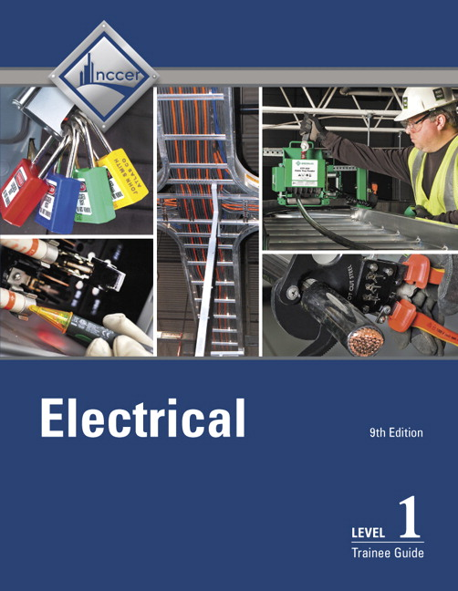 Stupendous Nccer Electrical Level 1 Trainee Guide 9Th Edition Pearson Wiring 101 Capemaxxcnl