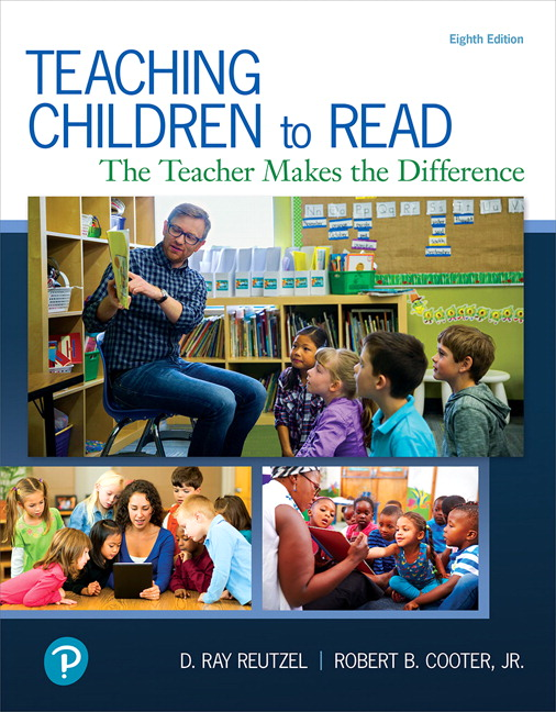 Teaching Children to Read: The Teacher Makes the Difference, 8th Edition