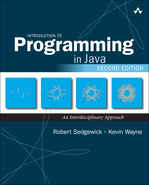 Introduction to Programming in Java: An Interdisciplinary Approach (OASIS)