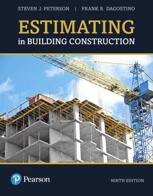 Estimating In Building Construction Pearson