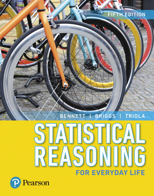 Statistical Reasoning for Everyday Life, 5th Edition