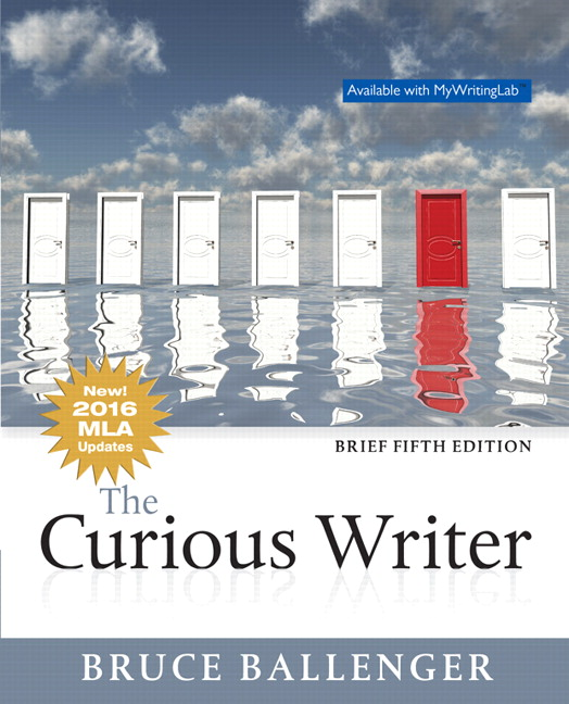 Curious Writer, Brief Edition, MLA Update, The, 5th Edition