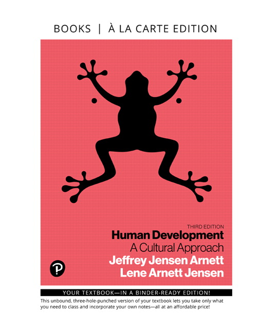 Human Development: A Cultural Approach -- Loose-Leaf Edition