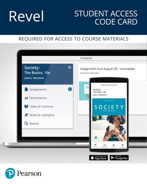 Revel for Society: The Basics -- Instant Access