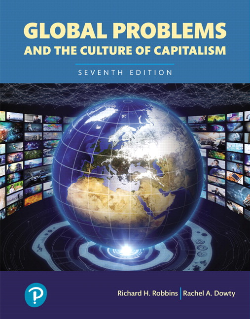 Robbins dowty global problems and the culture of capitalism global problems and the culture of capitalism books a la carte 7th edition fandeluxe Choice Image