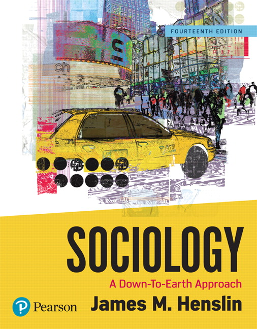Sociology sociology a down to earth approach 14th edition fandeluxe Gallery