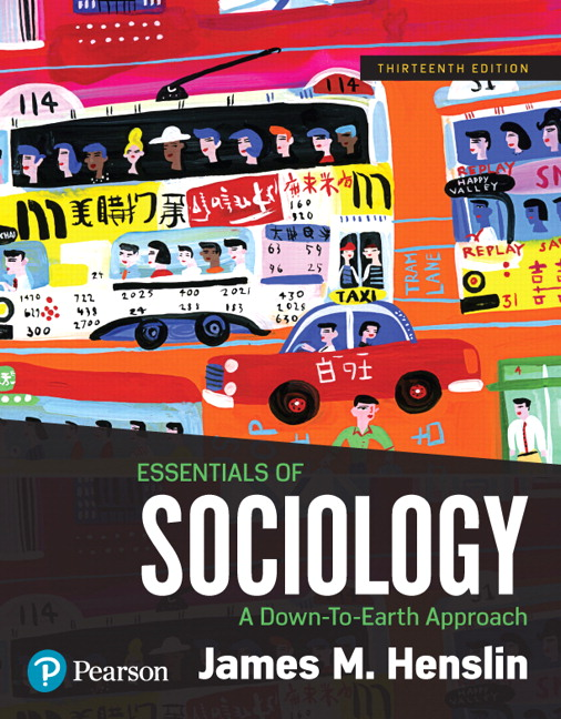 Pdf download essentials of sociology: a down-to-earth approach full-a….