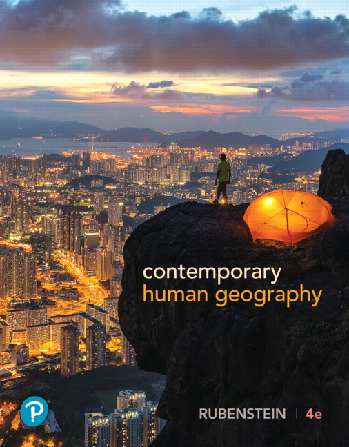 Contemporary Human Geography, 4th Edition