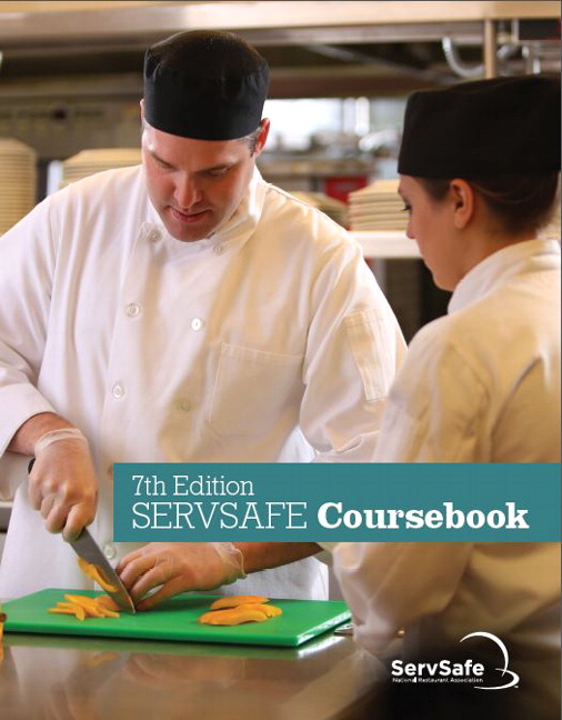 ServSafe CourseBook with Answer Sheet, 7th Edition