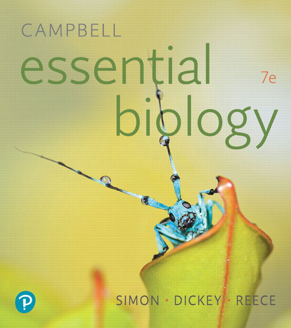 Simon Dickey Reece Campbell Essential Biology 7th Edition Pearson