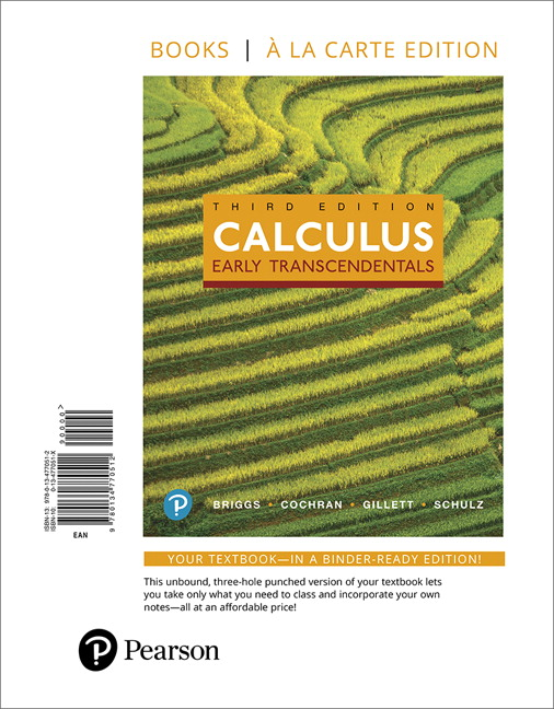 Calculus early transcendentals 8th edition textbook by james