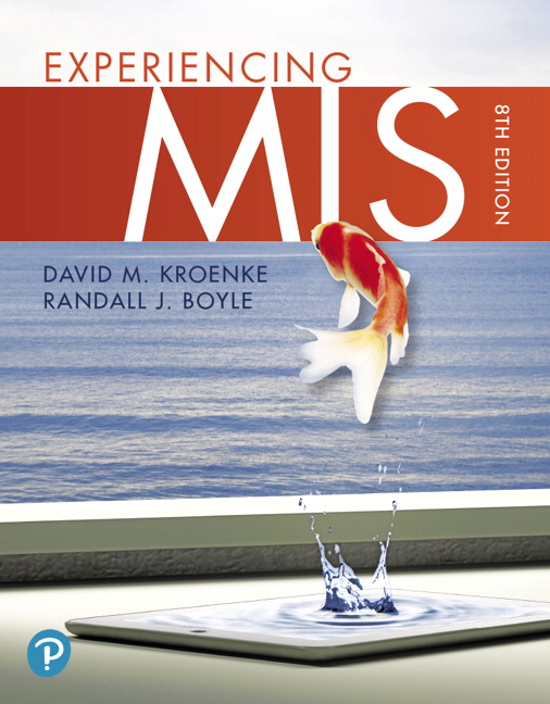 using mis 10th edition chapter 1