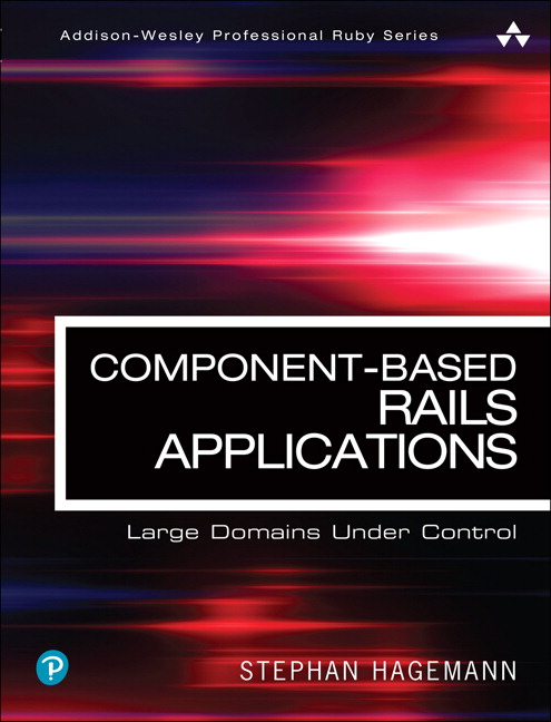 Component-Based Rails Applications: Large Domains Under Control (OASIS)