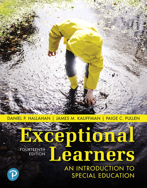 Hallahan Kauffman Pullen Exceptional Learners An Introduction