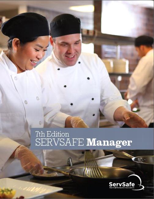 National Restaurant Association ServSafe Manager With
