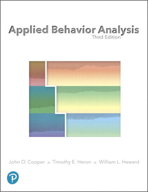 Instructor's Resource Manual and Test Bank (Download Only) for Applied Behavior Analysis