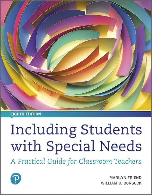 Instructor's Review Copy for Including Students with Special Needs: A Practical Guide for Classroom Teachers with Sampling Brochure