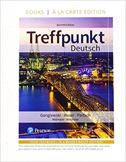 Treffpunkt Deutsch, Loose Leaf Edition