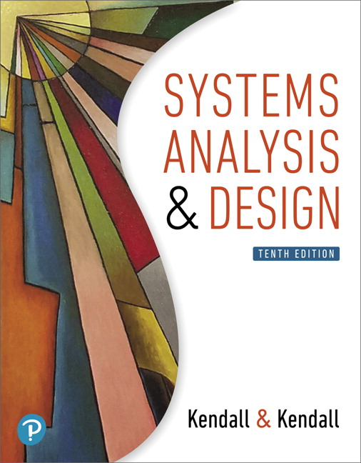 Kendall Kendall Systems Analysis And Design Subscription Pearson