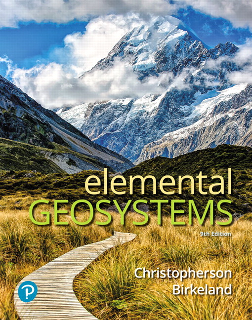 Elemental Geosystems, 9th Edition
