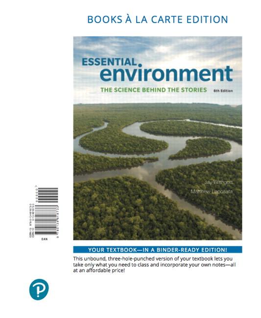 pearson essential environment 6th edition