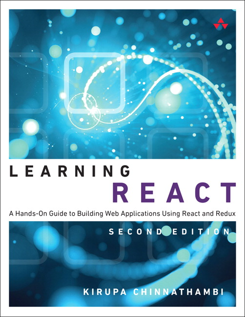 Chinnathambi, Learning React: A Hands-On Guide to Building Web ...