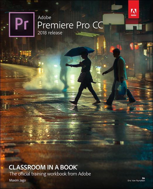 adobe premiere cc classroom in a book 2018 pdf